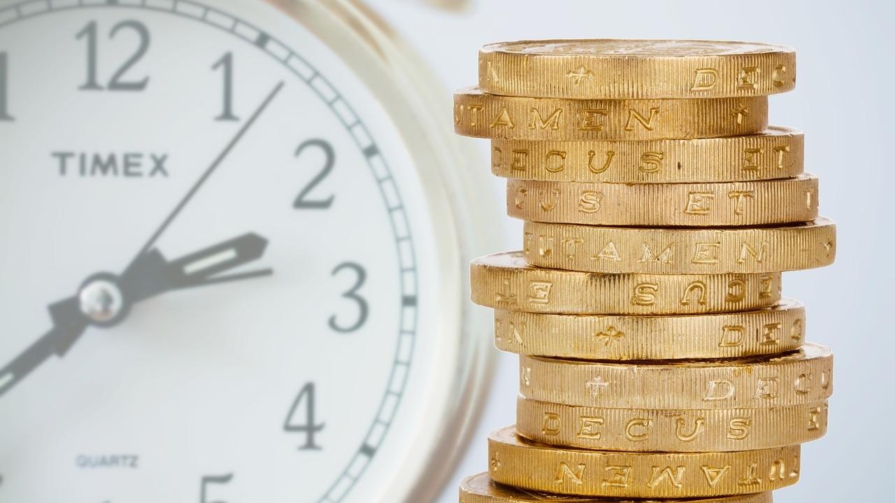 お金より時間が大切である理由