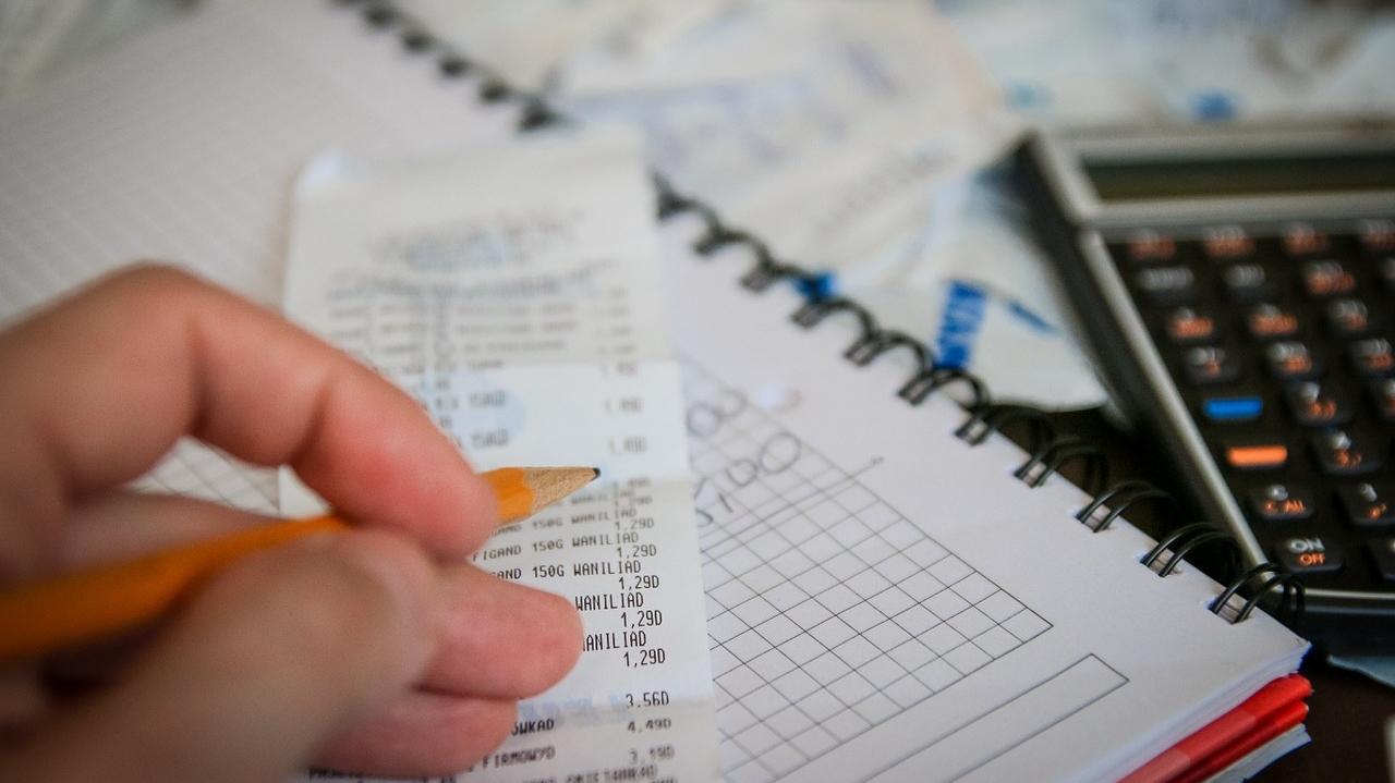 お金の現状把握をする4ステップ