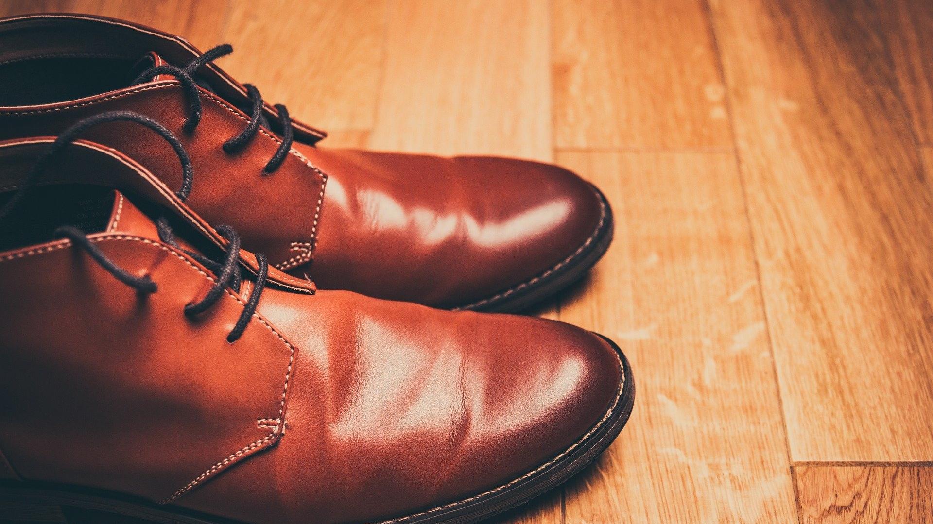 できる男の身だしなみ『服装と靴』