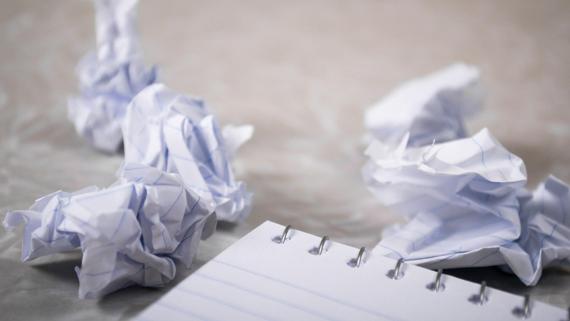 挑戦する前に絶対やるべきことは『捨てる』こと